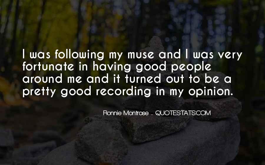 Ronnie Montrose Quotes #489212