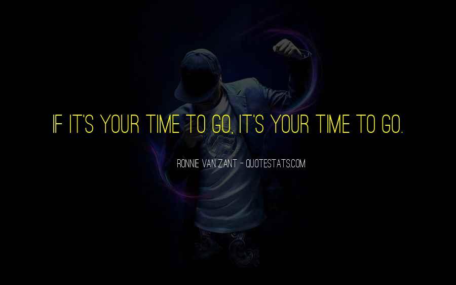Ronnie Van Zant Quotes #204708