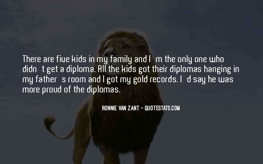 Ronnie Van Zant Quotes #249299