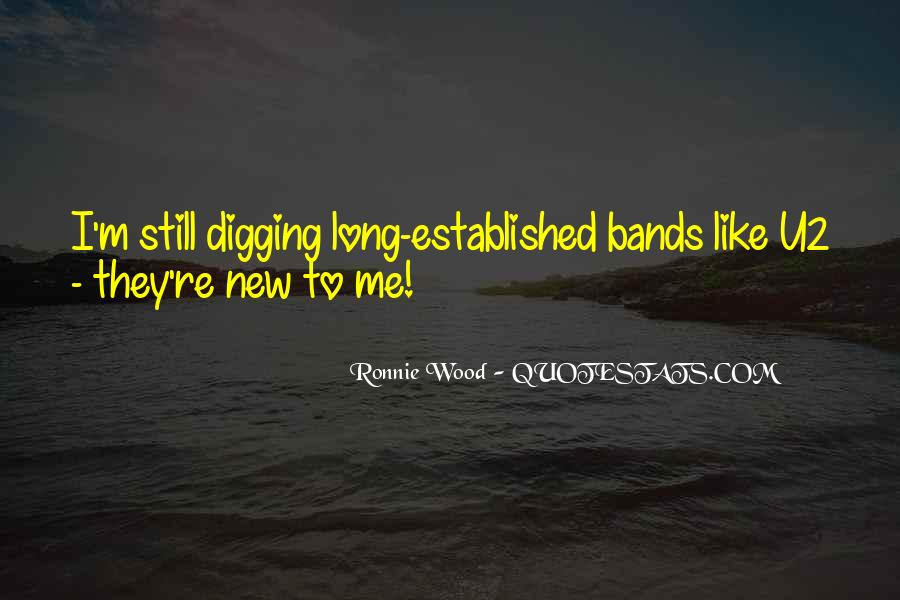 Ronnie Wood Quotes #1197273