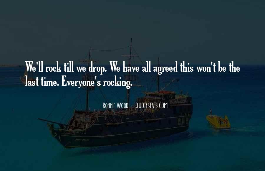 Ronnie Wood Quotes #1590786