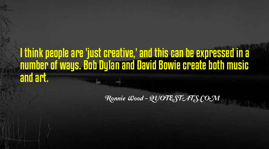 Ronnie Wood Quotes #1672299