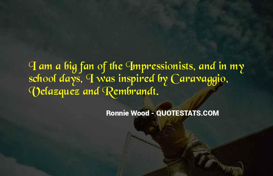 Ronnie Wood Quotes #1696205