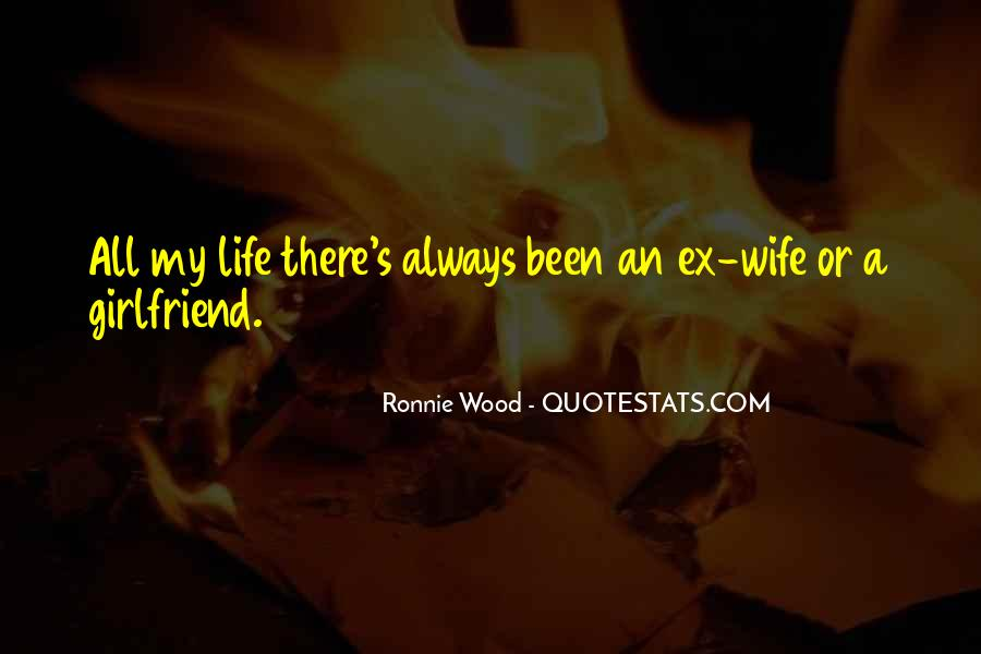 Ronnie Wood Quotes #513255