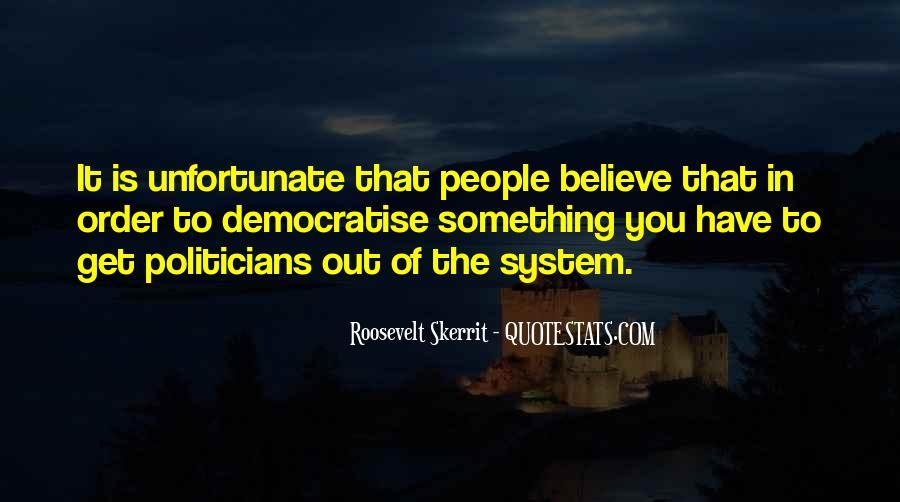 Roosevelt Skerrit Quotes #1804389