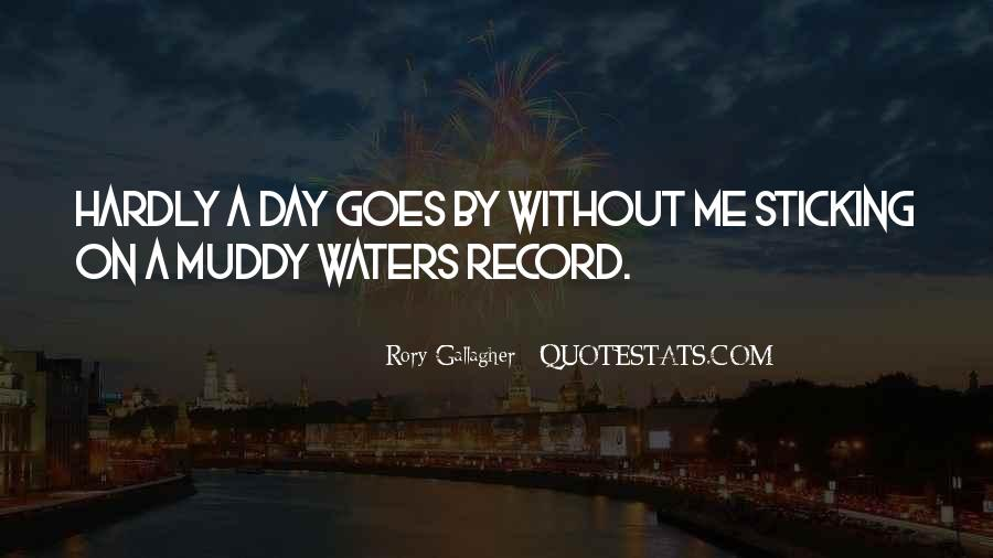 Rory Gallagher Quotes #131320