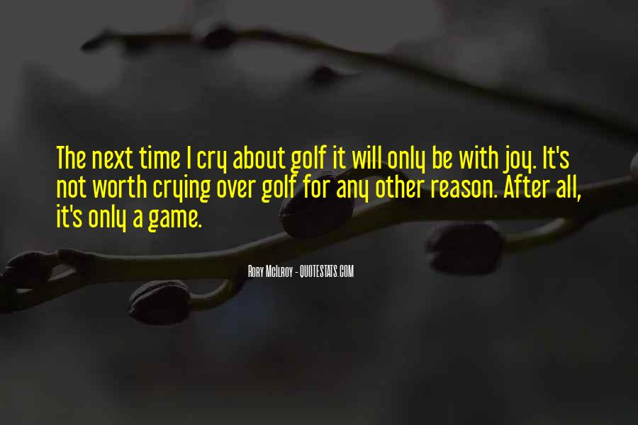 Rory McIlroy Quotes #1161775