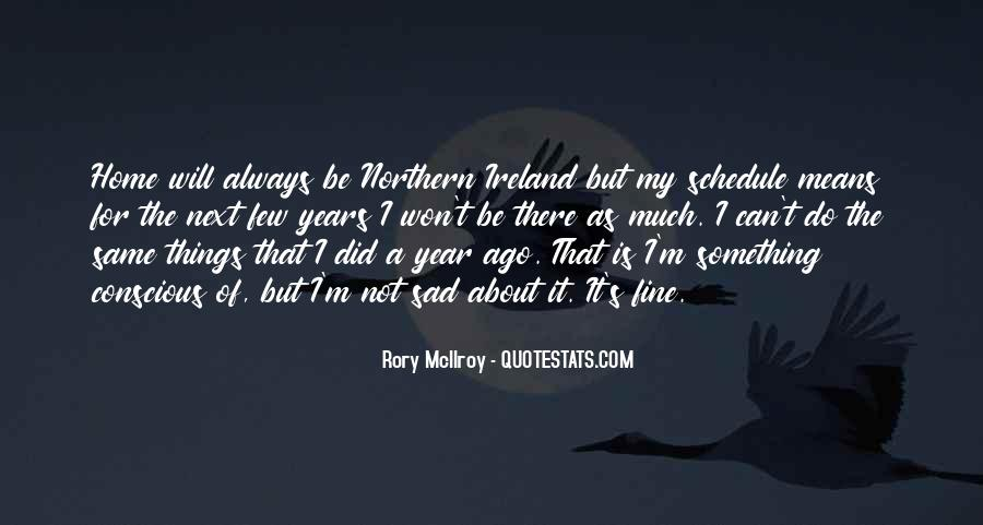 Rory McIlroy Quotes #1171402