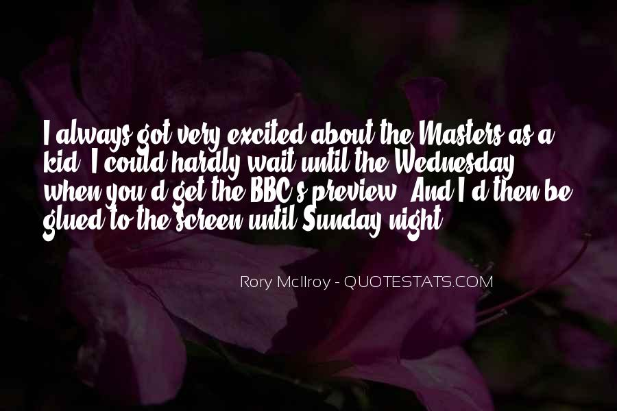 Rory McIlroy Quotes #1271514