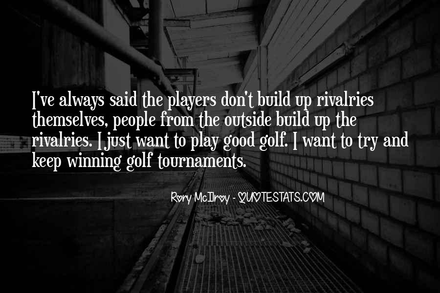 Rory McIlroy Quotes #1333702