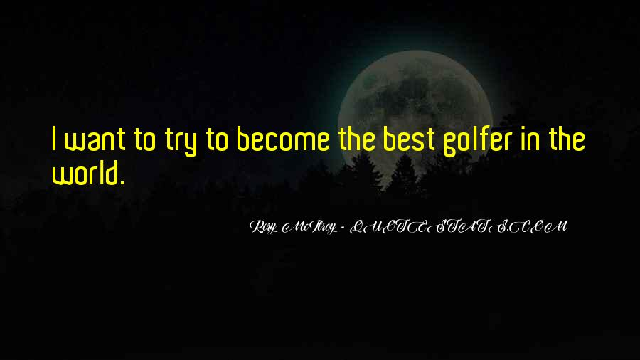 Rory McIlroy Quotes #1662469