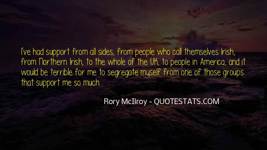 Rory McIlroy Quotes #186635