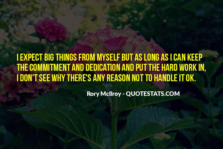 Rory McIlroy Quotes #230205