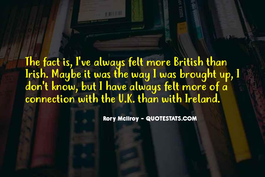 Rory McIlroy Quotes #269473