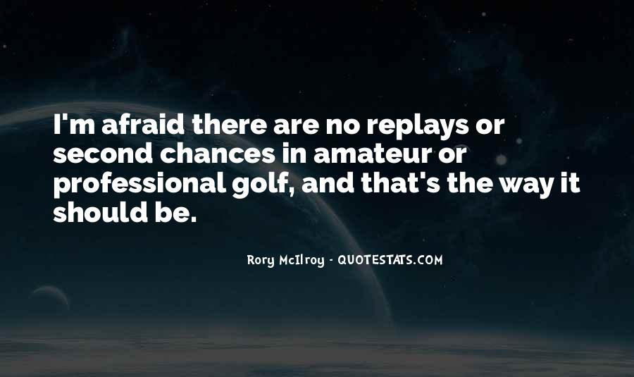 Rory McIlroy Quotes #458284