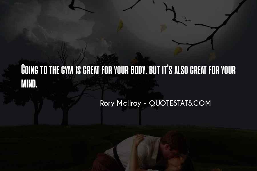 Rory McIlroy Quotes #534354