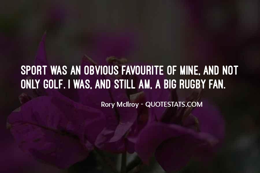 Rory McIlroy Quotes #608648