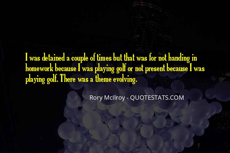 Rory McIlroy Quotes #970033