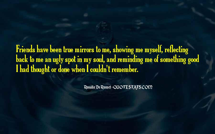 Rosalie De Rosset Quotes #1564324