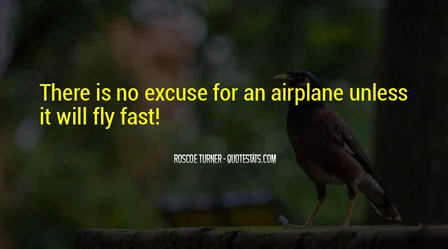 Roscoe Turner Quotes #768057