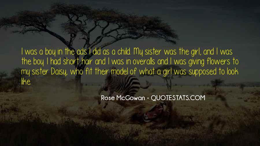 Rose McGowan Quotes #1105534