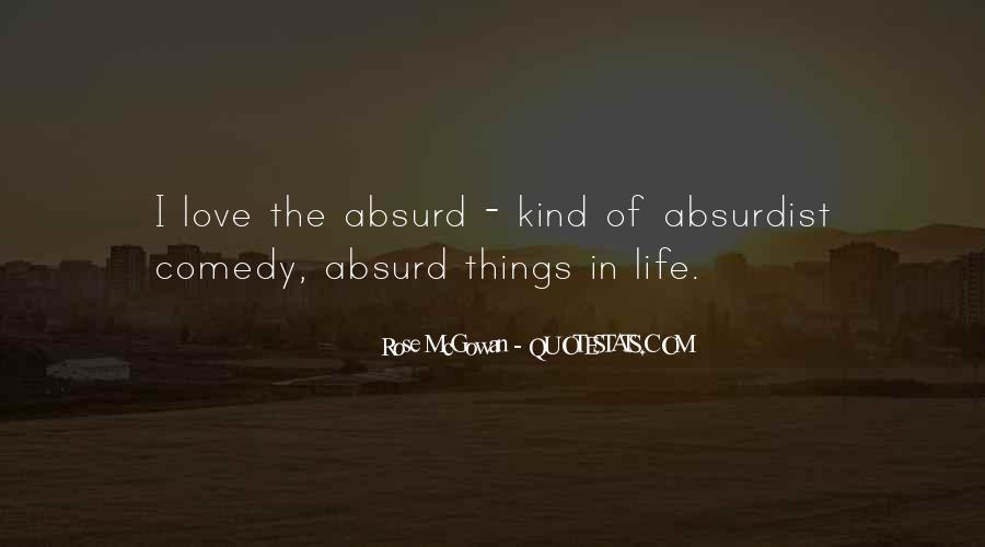 Rose McGowan Quotes #1372197