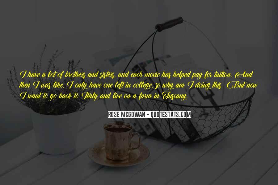 Rose McGowan Quotes #1412946