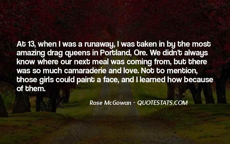Rose McGowan Quotes #1459549