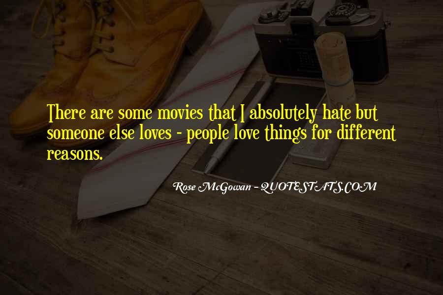 Rose McGowan Quotes #1603560