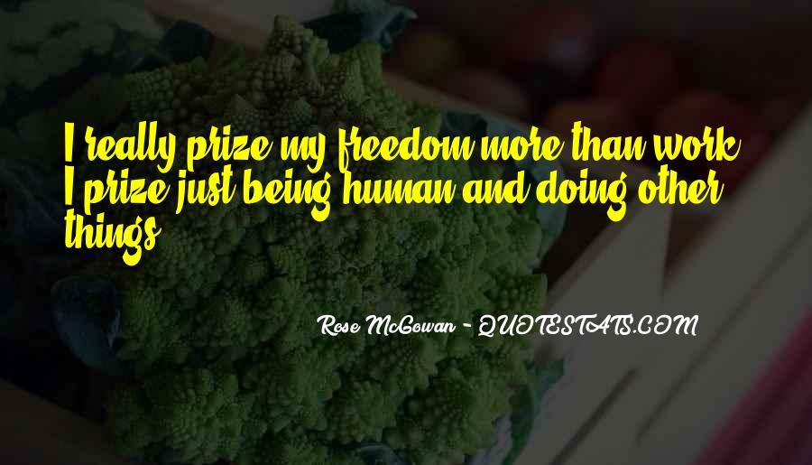 Rose McGowan Quotes #1678732
