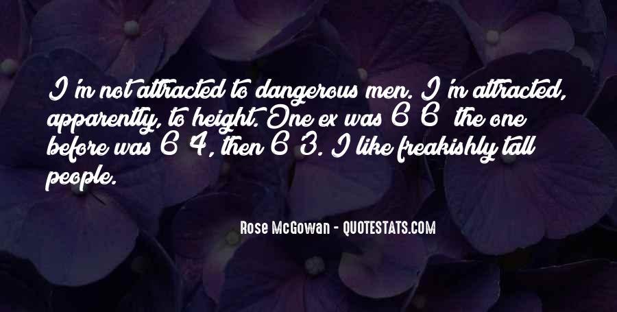 Rose McGowan Quotes #1702031