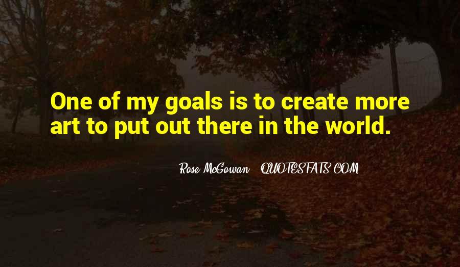 Rose McGowan Quotes #1733602