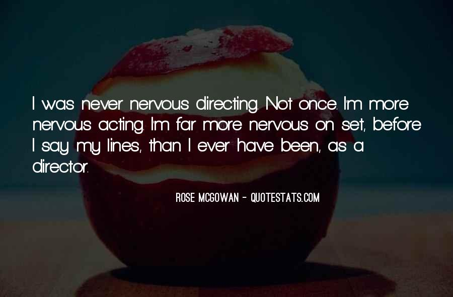Rose McGowan Quotes #1826565