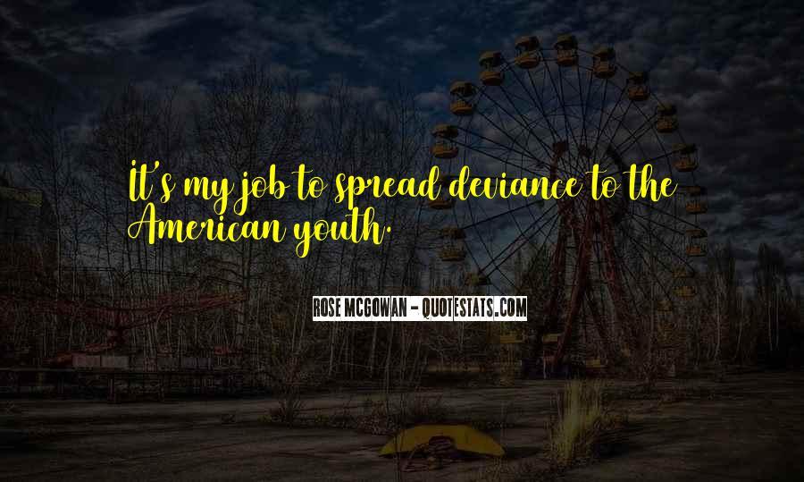Rose McGowan Quotes #35440