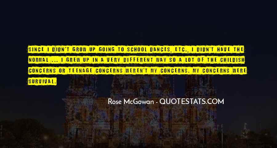 Rose McGowan Quotes #484498