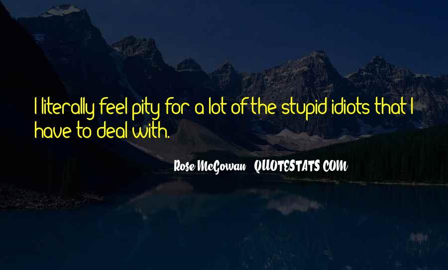 Rose McGowan Quotes #528554
