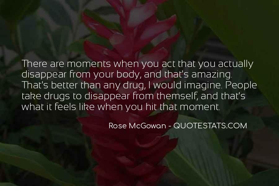 Rose McGowan Quotes #55495