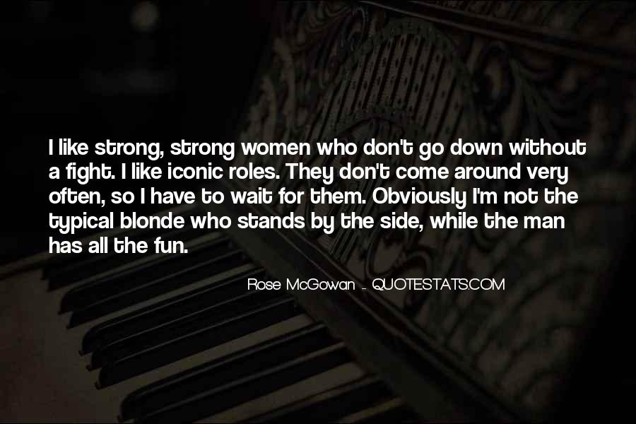 Rose McGowan Quotes #610331