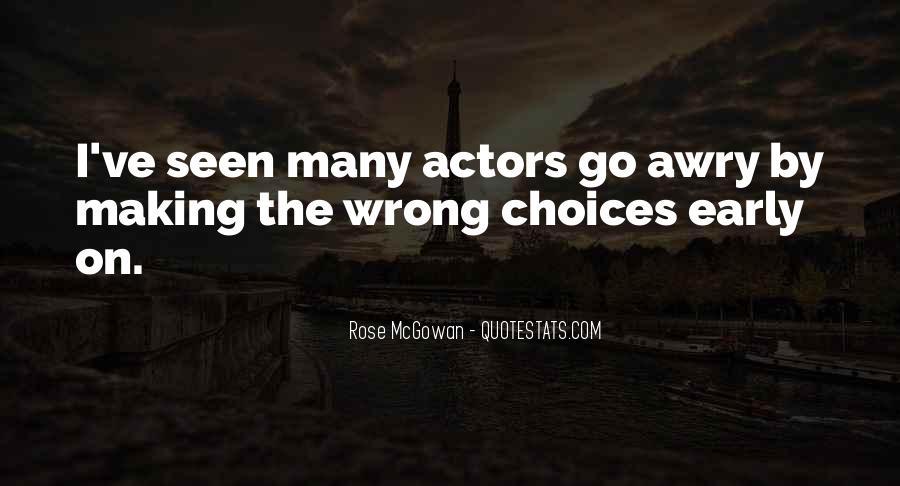 Rose McGowan Quotes #614879