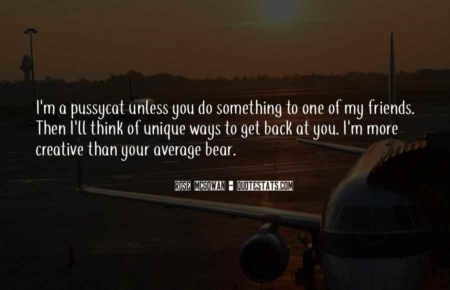 Rose McGowan Quotes #865917