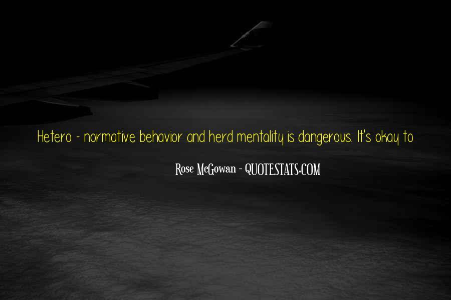 Rose McGowan Quotes #888842