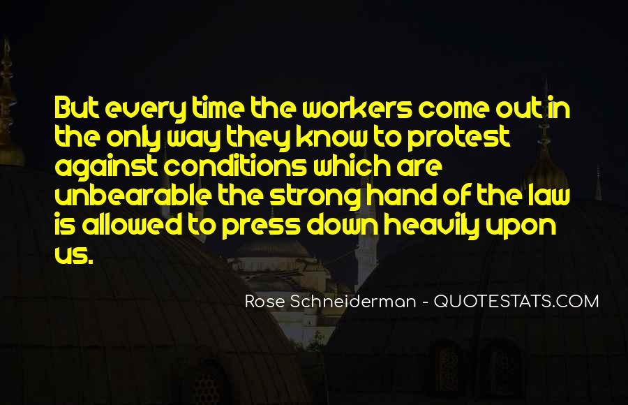 Rose Schneiderman Quotes #1166723