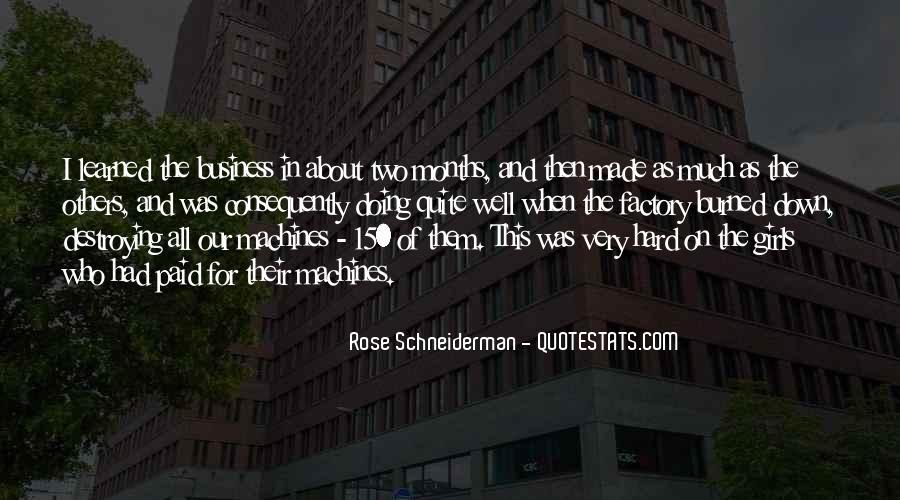Rose Schneiderman Quotes #1180290