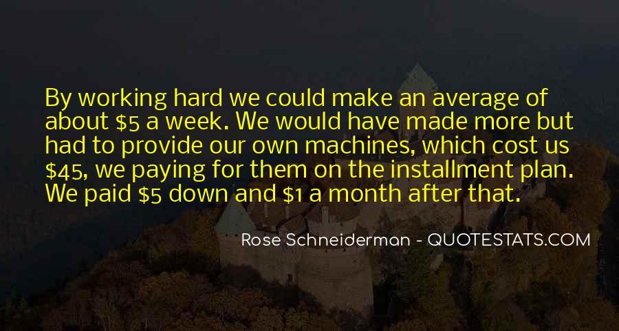 Rose Schneiderman Quotes #127717