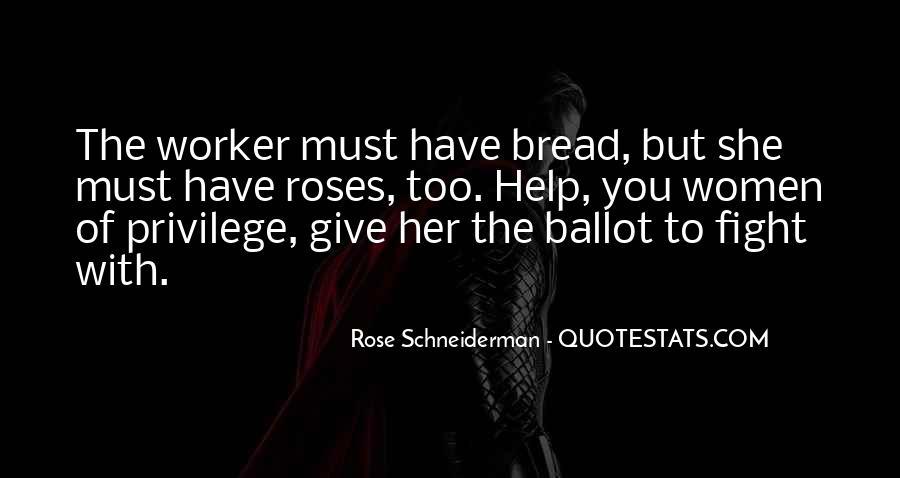 Rose Schneiderman Quotes #346