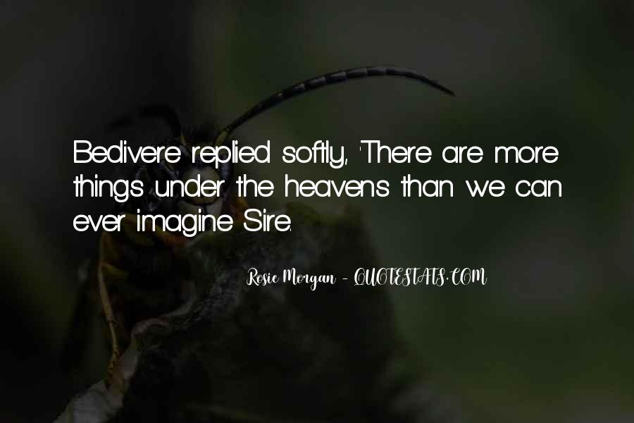 Rosie Morgan Quotes #75242