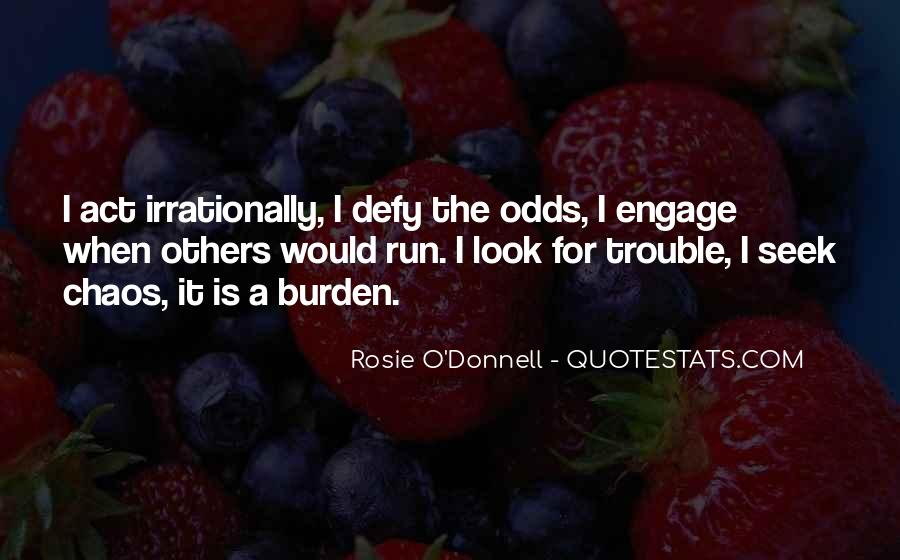 Rosie O'Donnell Quotes #1086243