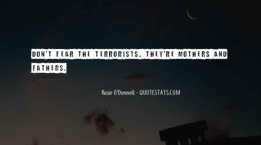 Rosie O'Donnell Quotes #1431421