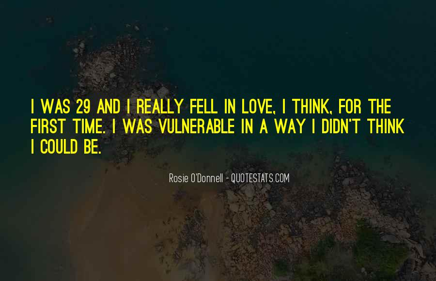 Rosie O'Donnell Quotes #477942