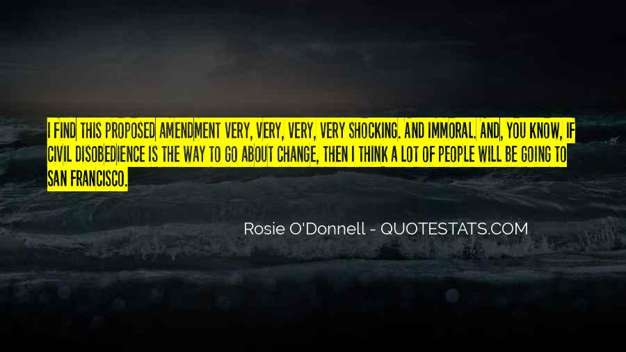 Rosie O'Donnell Quotes #635484